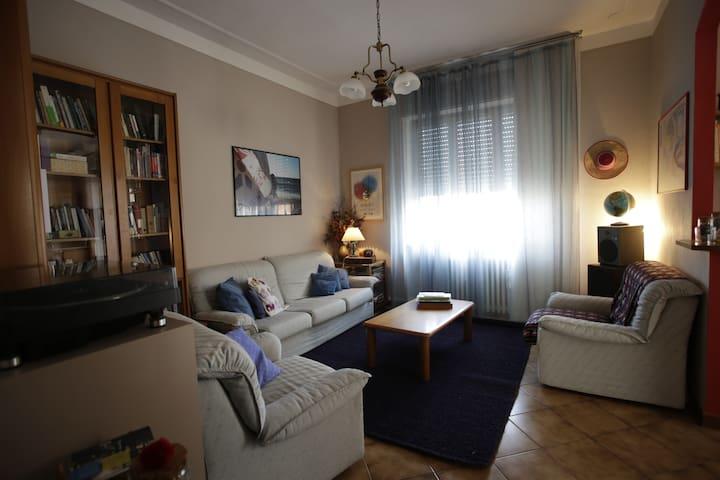 Comodo appartamento per coppie e famiglie