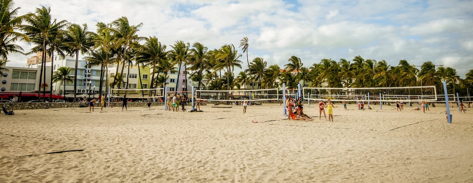 Alquileres vacacionales en Miami Beach - South Beach