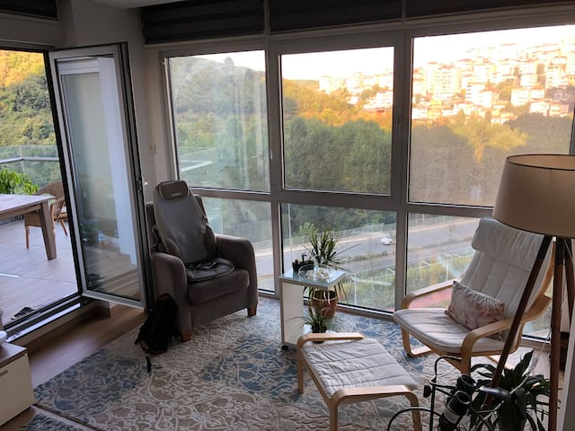 Luxury Residance with Terrace - fully furnished