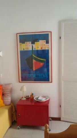 Appartamento accogliente e centralissimo - Capoliveri - Apartament