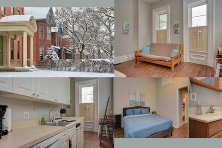 Affordable Short North 1BR - mins to everything!