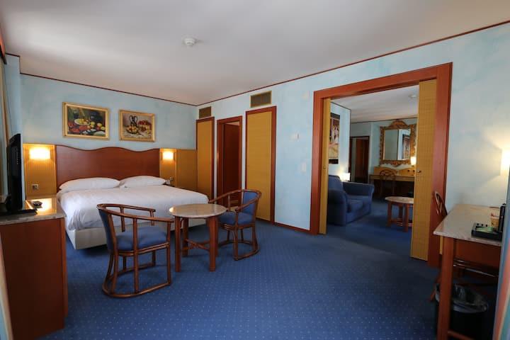 Appartement N°502 Hôtel Strasbourg