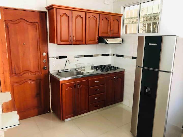 Beautiful and Cozy Apartment Rodadero, Santa Marta