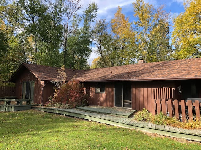 Birch Acres on Lake of the Woods, Baudette, MN