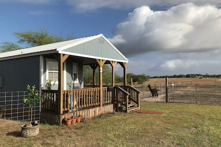 Cozy Cottage for a Staycation on an Alpaca Farm