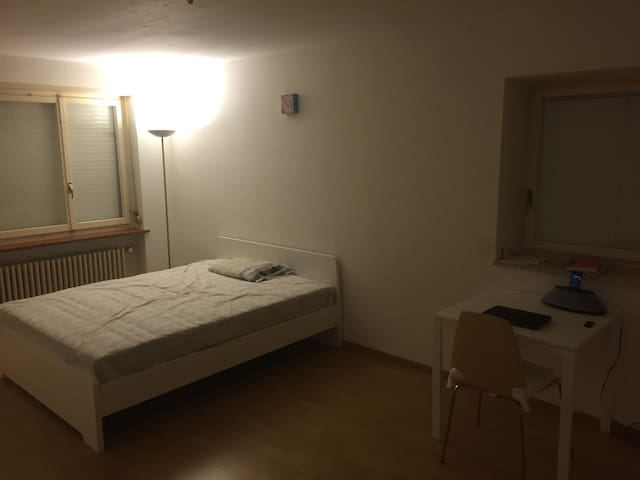 Apartment at Seen train station ! - Winterthur - Lejlighed