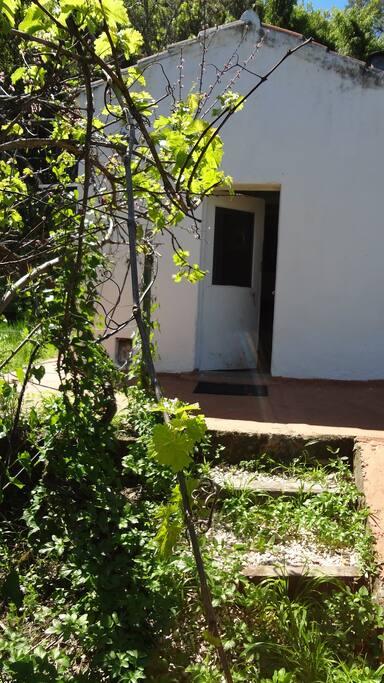 Casinha da Fonte - Eingangstür