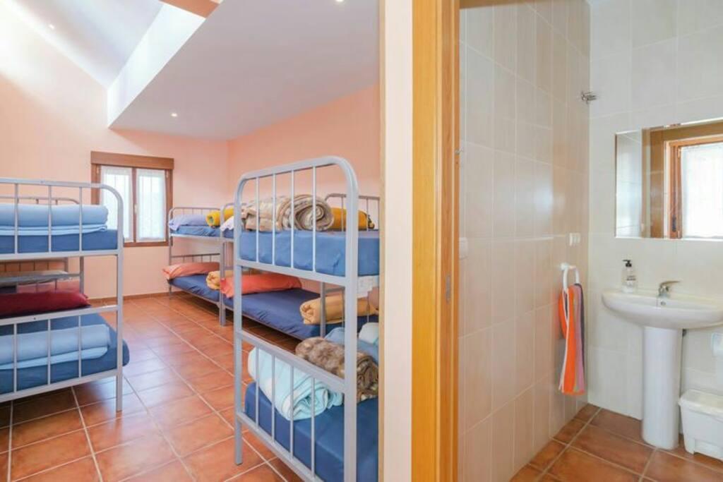 habitacion multiple