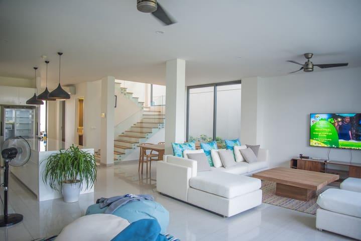 Perfect 4bedroom Private Pool Villa - Golf Resort