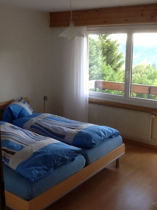 Bedroom of Balmhorn