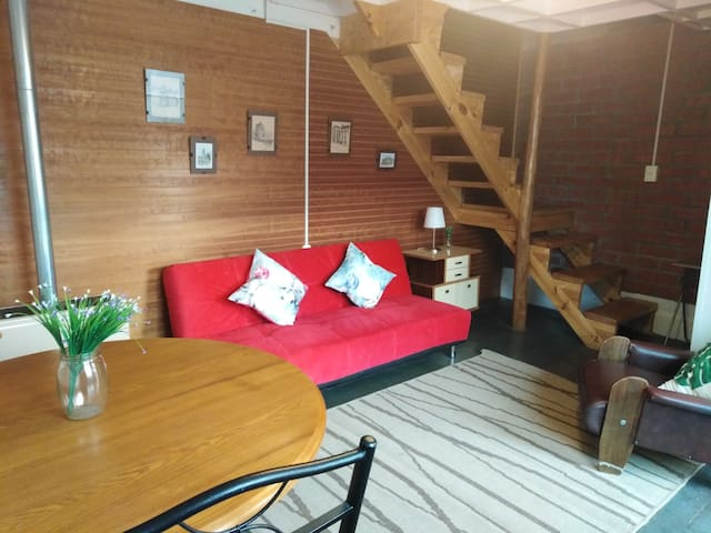 Cozy Cabin Loft (punta arenas city center)