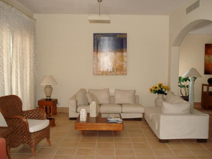 A luxury spacious 3 bedroom condo