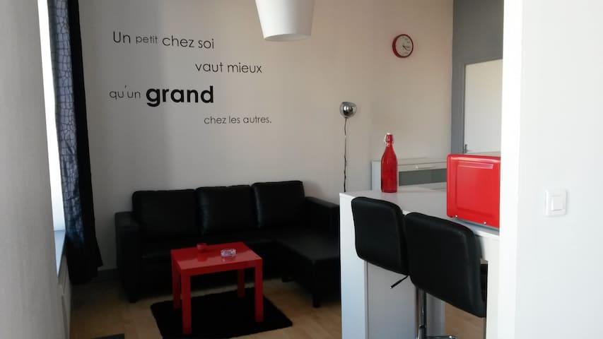 Studio 28m2 - Gare de Quimper - Quimper - Apartment