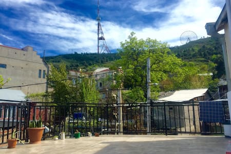 Cozy flat for 2-3P - Tbilisi