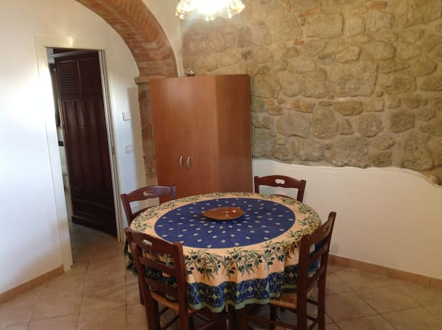 Small nice apartment for 2 persons- Roccastrada - Roccastrada