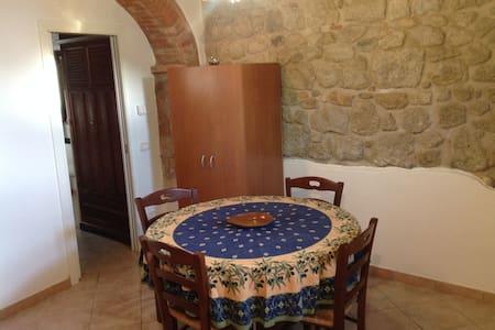 Small nice apartment for 2 persons- Roccastrada - Roccastrada - Lägenhet