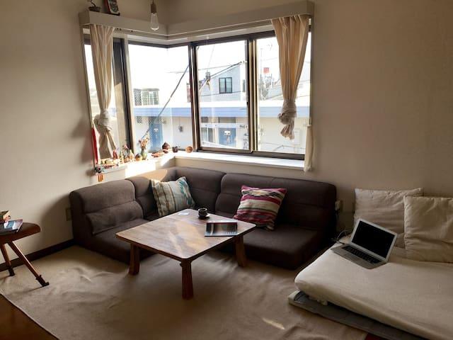 Quiet area, convenient location - Setagaya-ku - Apartamento