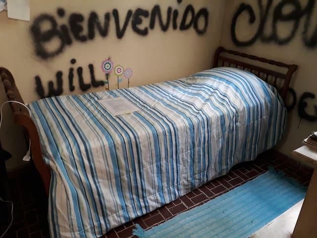 Small room at Copacabana Beach
