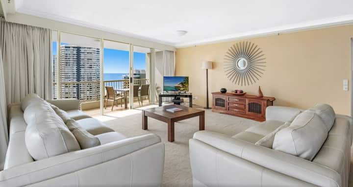Great Hinterland and Ocean  3 Bedroom Apartment