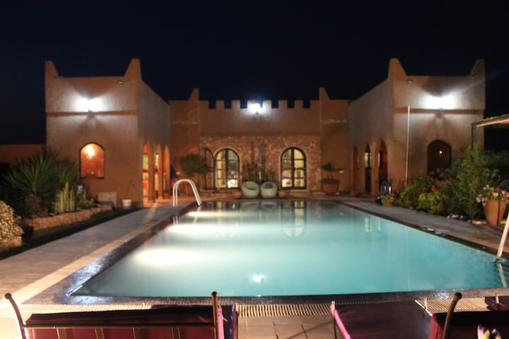 Authentique Riad Berbère au confort exceptionnel - Sidi Wassay