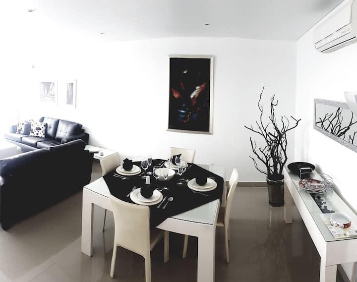 Luxurious Panoramic Apartment