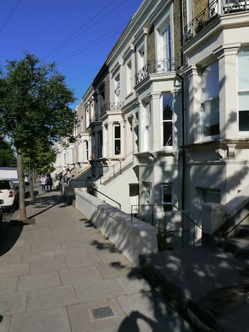 Stylish Victorian Town House, Zone 2 - London - Hus