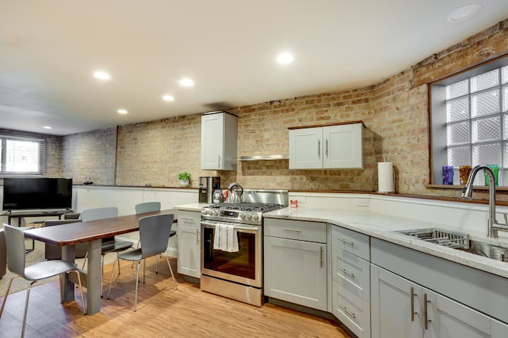 Newly Rehabbed! 2BR with Vintage Charm