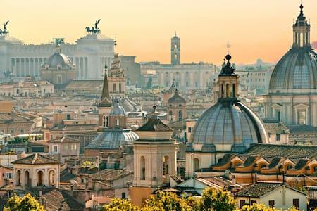 LEBOWSKI HOUSE - Rome - Leilighet
