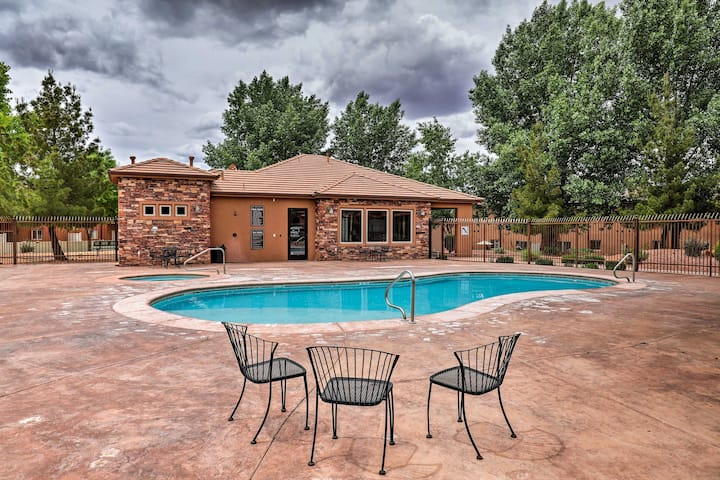 Lovely Kanab Condo in Dwtn, 30 mi to Zion NP!