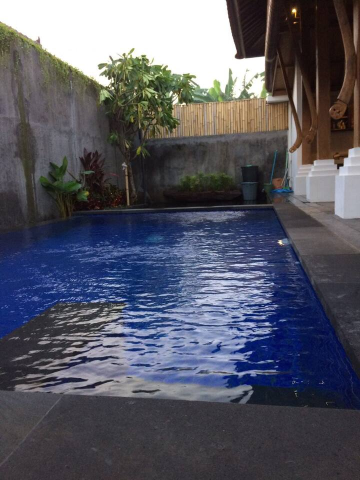 Quiet and relaxing Villa at Sanur