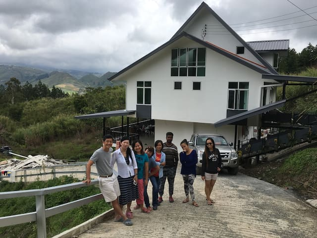 Amazing Grace Lodge - Kundasang - Chalet