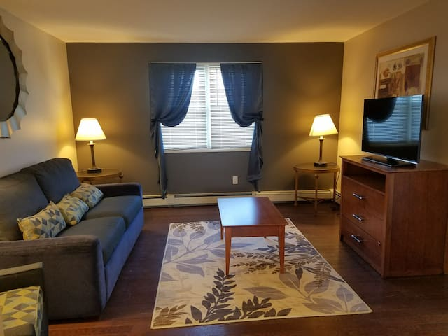 2 Bedroom Apt! Family, Friends! Sleeps 6! 671-4 - Fall River - Apartamento