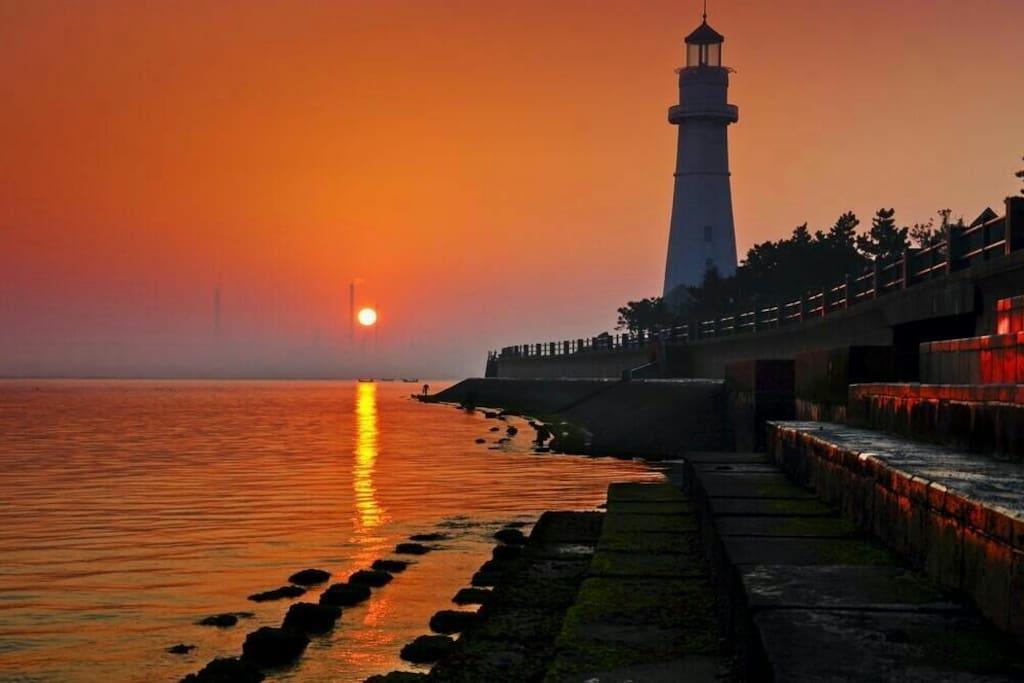 日出瞭望塔