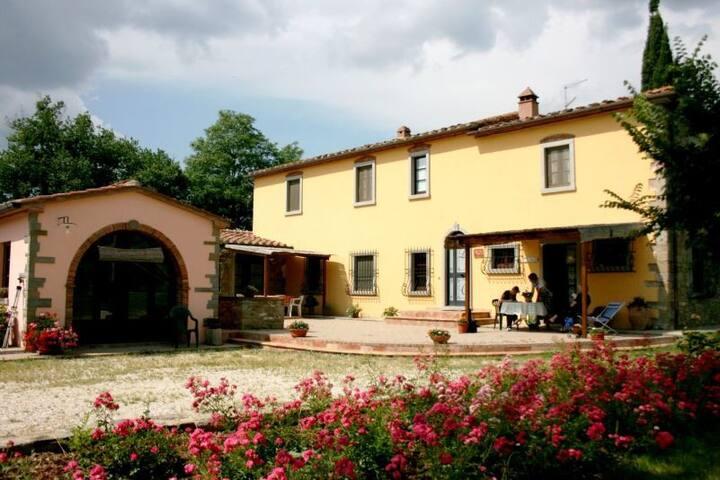 OLIVETO - Castiglion Fiorentino - Apartament