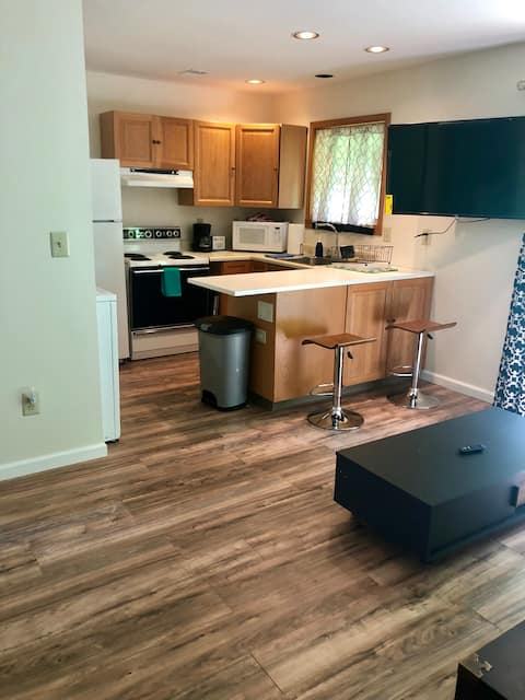 The Pennell Apartment (5 min from Neumann Univ.)