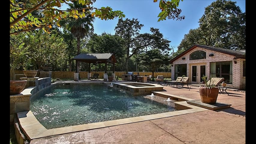 4 Acre Paradise Close To Everything - Cypress - House