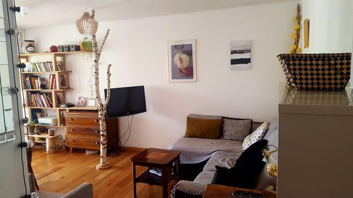 Appartement Grange aux Bois / FIM