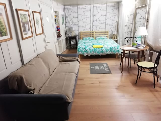 QUIET , CITY CENTRE BIG ROOM can be for 4 persons