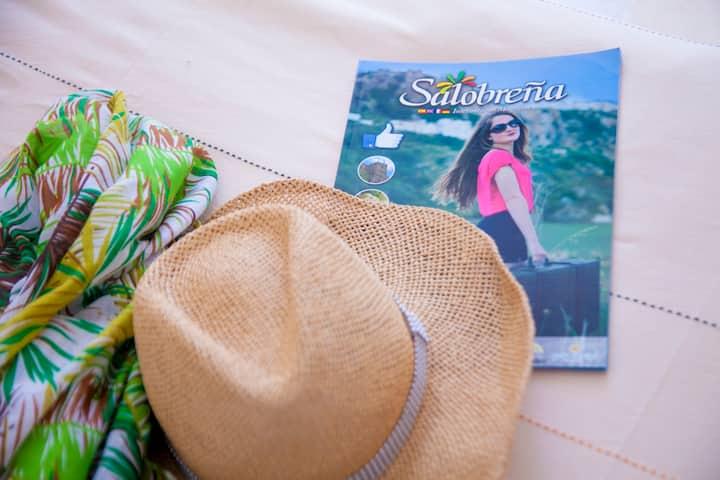 Salobreña - Wintersonne und Sommerflair geniessen