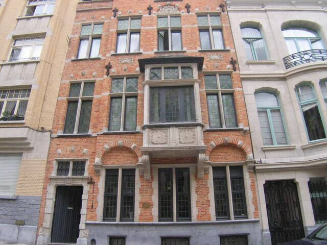 room with private bathroom - Schaerbeek - House