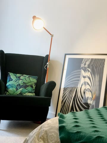 Cosy, comfortable double room in best LOCATION. NQ