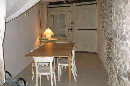 Charmante petite maison villageoise - Nizas - House