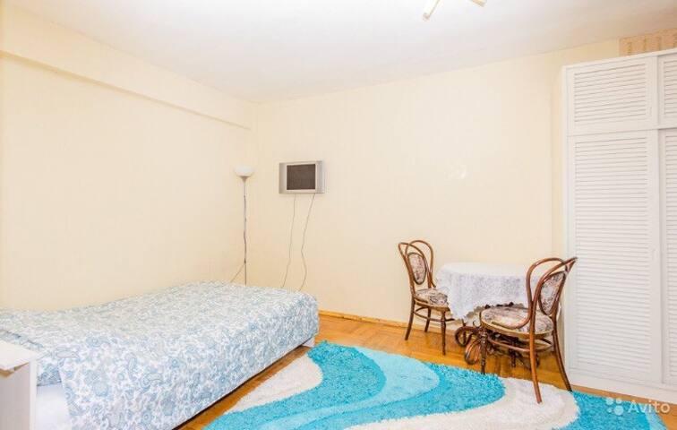 Квартира на Кутузовском проспекте 9