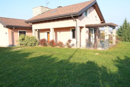 Country house  for golfers & families - Agrate Conturbia - Willa