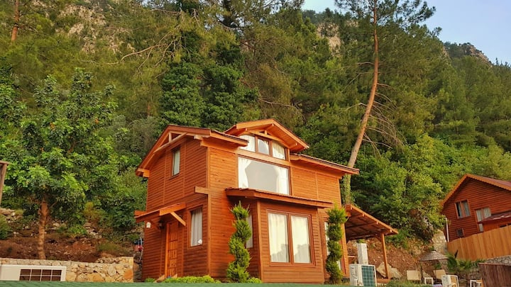 BAHAROĞLU LİFE HOUSE FARALYA Villa Gülce
