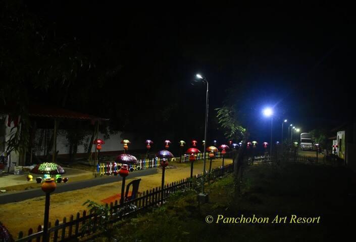 Panchobon Art resort..
