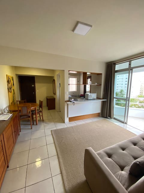 Apartamento com vista e localização perfeita