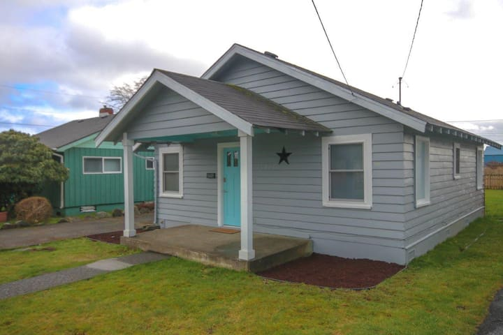 Quiet Remodeled Entire Home - Olympic Peninsula! - Aberdeen