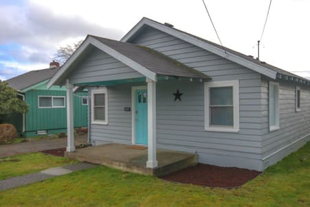 Quiet Remodeled Entire Home - Olympic Peninsula! - Aberdeen - Hus