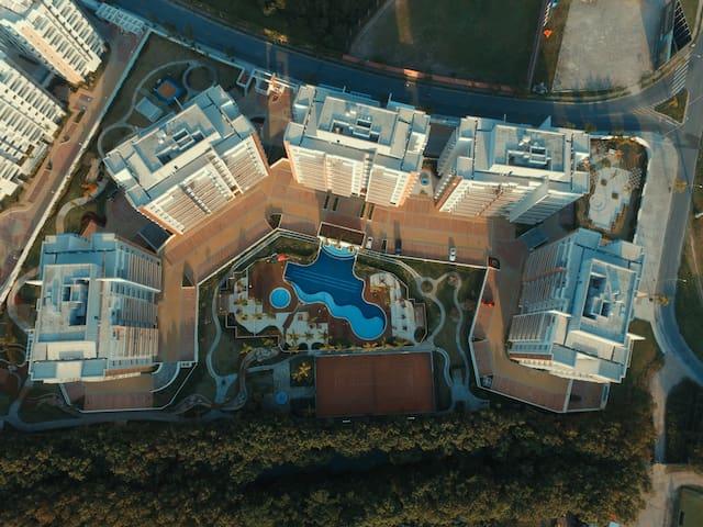Residencial de Luxo no Bosque da Barra da Tijuca